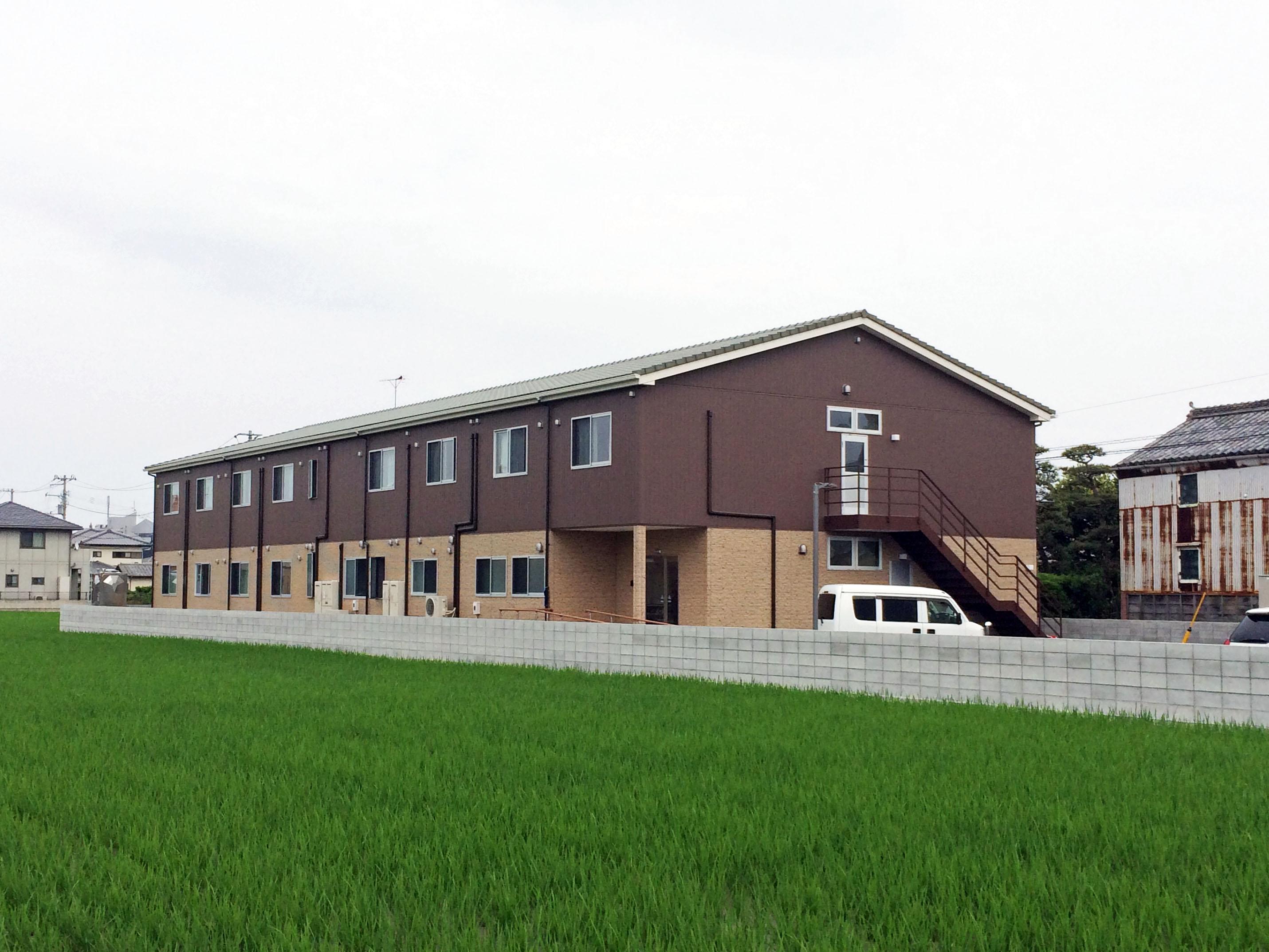 徳島県徳島市 サービス付き高齢者住宅イツモ田宮1