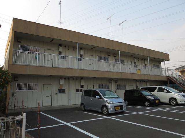 徳島県徳島市 某マンション 改修前
