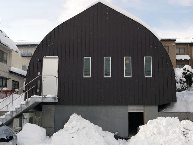 北海道 ヒートポンプ式蓄熱式全館暖房