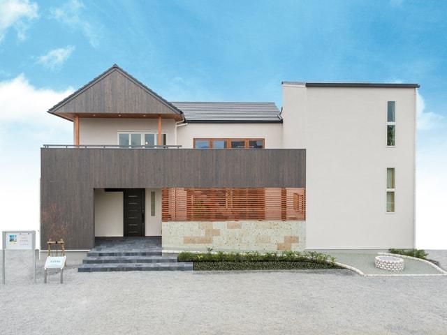徳島県 La Vita(モデルハウス) 蓄熱式全館暖房および地下水利用熱交換空調