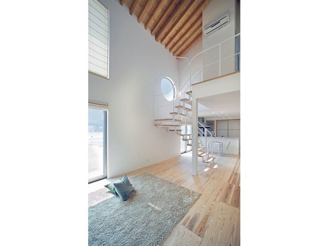 徳島県 うらら(モデルハウス)ヒートポンプ式 蓄熱式全館暖房